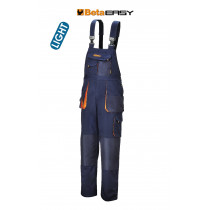 BETA 7873E S-WORK OVERALLS, LIGHTWEIGHT