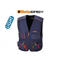 BETA 7877E XXL-SLEEVELESS WORK JACKET