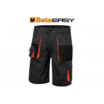 BETA 7901E L-WORK BERMUDA SHORTS CANVAS