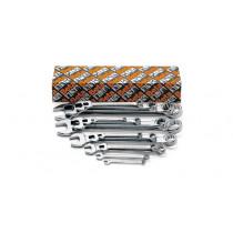 BETA 42/S26 yhdistelmäavain sarja pakkauksessa, 6-avainta, 6-7-8-9-10-11-12 13-14-15-16-17-18 19-20-21-22-23-24 25-26-27-28-29-30-32