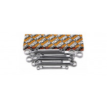 BETA 95/S13 litteä lenkkiavain sarja pakkauksessa, 13-avainta, (TUOTE 95) koot 6x7-8x9-10x11-12x13 14x15-16x17-18x19 20x22-21x23-24x26 25x28-27x29-30x32 mm