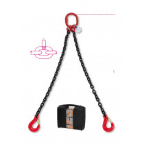 BETA 8092 D8-3-CHAIN SLING EN818-4 2 LEGS 3M