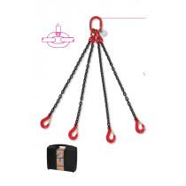 BETA 8094 D10-3-CHAIN SLING EN818-4 4 LEGS 3M