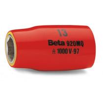 """BETA 920MQ-A 21 kuusikulmainen käsihylsy, suojaeristetty 1000V, vääntiö 1/2"""""""