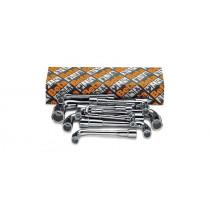BETA TOOLS 937/S17  putkihylsyavainsarja (ITEM 937) pakkauksessa 17 avainta