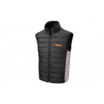 BETA 9505TL Sleeveless jacket with 100% polyester exterior, waterproof treatment, padding 100 g/m2, interior pocket