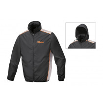 BETA 9508TL Waterproof jacket, 100% polyester, folds into pocket