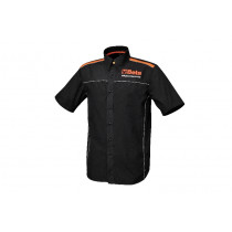 BETA 9510 L-SHORT-SLEEVED SHIRT BLACK