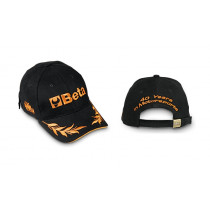 BETA 9525N-CAP ADJUSTAB. BUCKLE STRAP BLACK