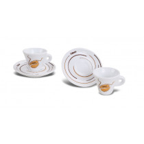 BETA 9527 6T-SET OF 6 COFFEE CUPS