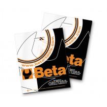 BETA 9569P-SHOPPER FOLDED SIDES