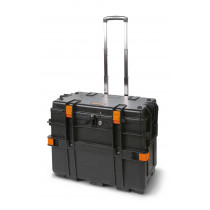 BETA 2114VU/M Tool trolley, made of polypropylene, with 4 drawers, with assortments.