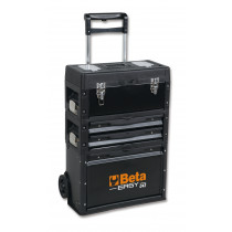 BETA C43 Three-module tool trolley