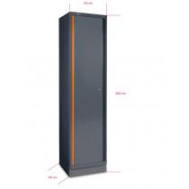 BETA TOOLS C55A1  korkea yksiovinen kaappi c55-sarjan kalusteyhdistelmiin