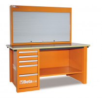BETA C57S/A-G-MASTERCARGO WORKBENCH GREY