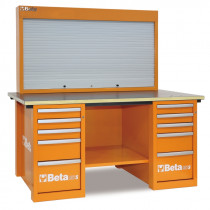 BETA C57S/B-G-MASTERCARGO WORKBENCH GREY