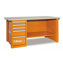 BETA C57S/D-G-MASTERCARGO WORKBENCH GREY