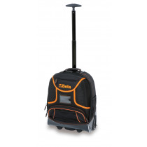 BETA 2106T/VU0 Tool rucksack, made of technical fabric, with castors, with assortments