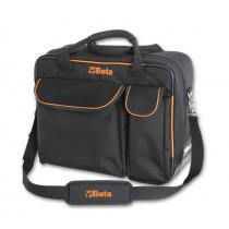 BETA 2107VU/2 Technical fabric tool bag with assortments