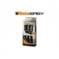 BETA TOOLS 1207TX/D7 ruuvitaltat pakkauksessa, 7 kpl TX Torx® (ITEM 1207TX)