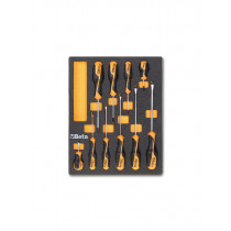 BETA M208-10 TOOLS IN SOFT THERMOFORMED