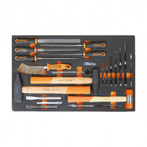 BETA TOOLS M231-ASSORTMENT OF 22 PIECES