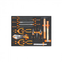 BETA MB61-16 TOOLS IN SOFT THERMOFORMED