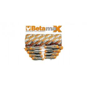 BETA TOOLS 1293/S10  ruuvitalttasarja pakkauksessa BetaMax (ITEMS 1290, 1292)10 avainta