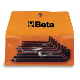 BETA  97RTX/B8 koloavainsarja tamper RTX, taskussa